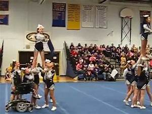 Council Rock North JV Cheerleading Team at Springfield ...