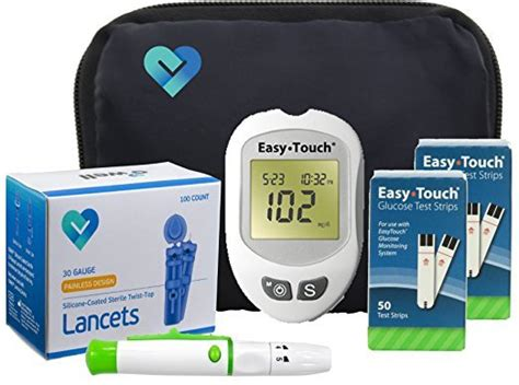 diabetic testing kit glucometers review