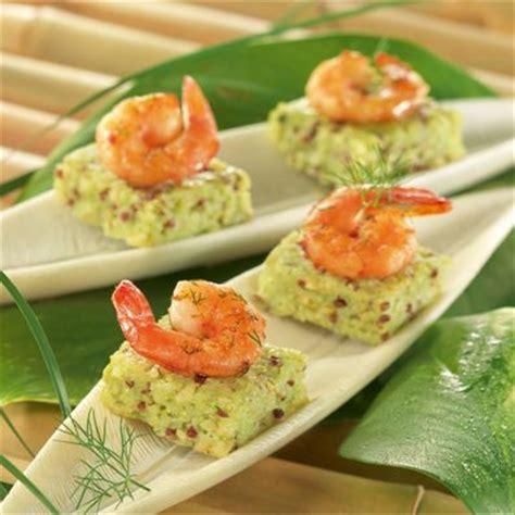 recette canapes pour aperitif canap 233 s de quinoa au th 233 vert recette quinoa et canap 233 s