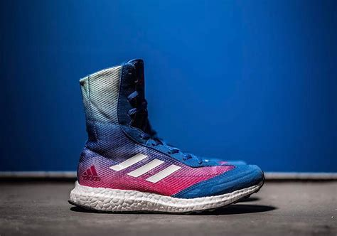 Adidas Boost Boxing Shoe Preview