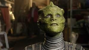 4 Alien Species of Earthly Origin – RetroPhaseShift ...  Silurian