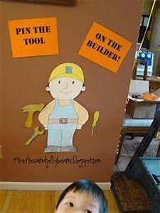 Feuerwehrmann Sam Geburtstagsdeko : bob der baumeister bob the builder photobooth bob the builder party pinterest baustelle ~ Whattoseeinmadrid.com Haus und Dekorationen