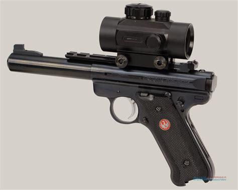 Ruger Mk Ii Pistol For Sale