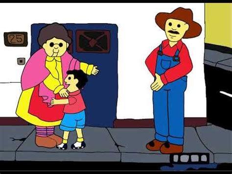 Chus el autobús (cuento audiovisual de educación vial) PACO EL CHATO - Cuento Animado - YouTube | Paco el chato, Cuentos animados, Cuentos