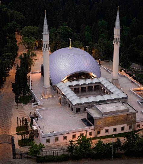 Sakirin Mosque Istanbul Turkey Mosque Architecture