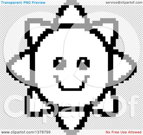 bit clipart black and white 8 bit clipart 84