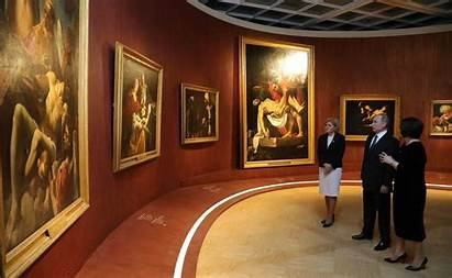 Tretyakov Pinacoteca Vatican Putin Tretiakov Exhibition Ru