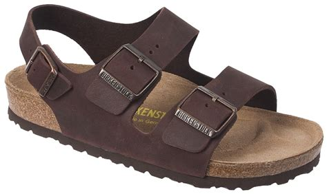 birkenstock milano heel strap sandal  men women