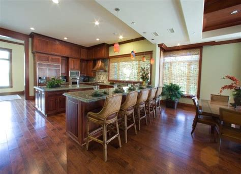 Hawaiian Home Design Ideas by 133 Best Ideas About Hawaiian Kitchens On