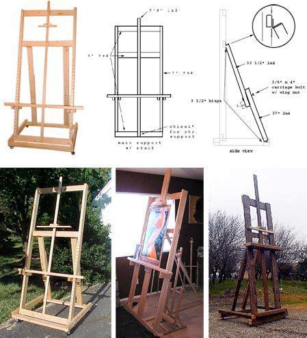 build   easel plans  ben grosser art
