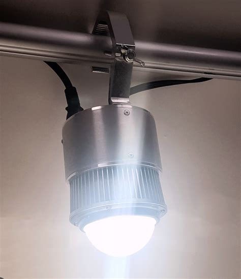 display with lights portable trade show lighting