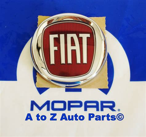 Fiat Emblem by New 2012 2017 Fiat 500 500c Liftgate Or Tailgate Trunk