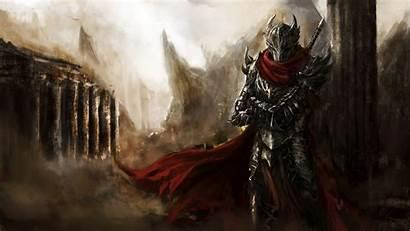 Warrior Fantasy Warriors Dark Backgrounds Background Medieval