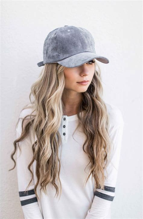 striped hair styles best 25 baseball cap hair ideas on baseball 7788