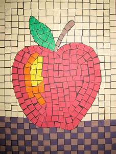 mosaics o teachkidsart With mosaic templates for kids