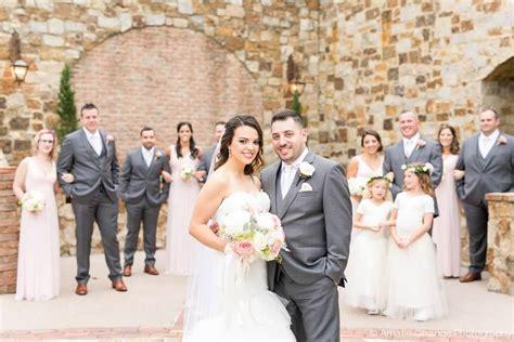 Rustic Pink Wedding At Bella Collina