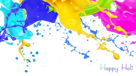 Animated Holi Wallpaper Hd - happy holi 3d wallpaper background hd
