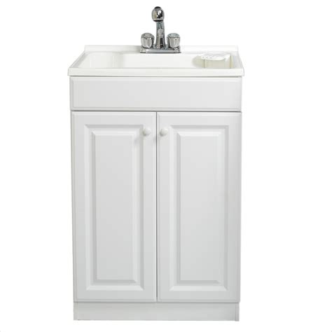 home depot laundry cabinets utility sink with cabinet stainless steel utility sink