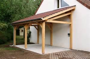 Construire Abris De Jardin 1 Pente by Abri Voiture 1 Pente 3 00mx5 00m Avec Goutti 232 Res