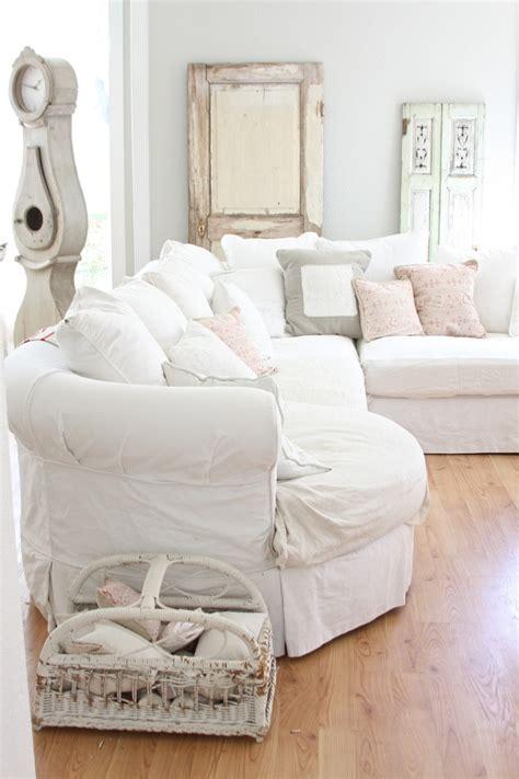 shabby chic slipcovers shabby chic slipcovers living room eclectic with basket flea sofa french beeyoutifullife com