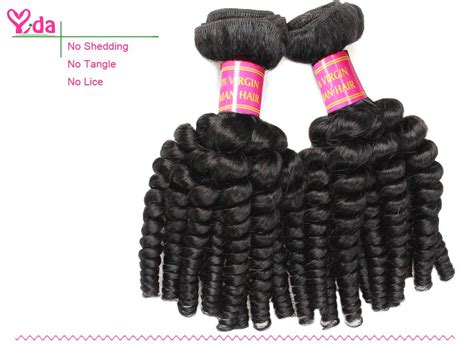 Peruvian Curly Hair Virgin Brazilian Aunty Funmi Hair