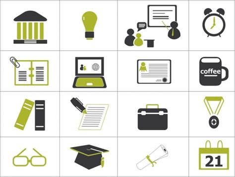 education  vector    vector