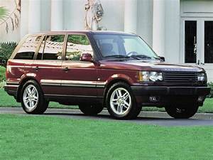 2001 Land Rover Range Rover 4 6 Hse 4dr All