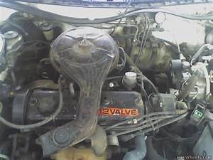 Corolla Ee-80 Or 2e Engine - Corolla