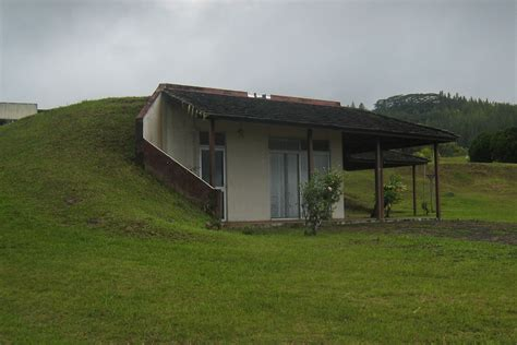 House Built by 7 Stunning Homes Built Into Hillside Building Plans