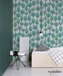 Papier Peint Tendance : gagnez votre papier peint avec myloview valy 39 s blog ~ Premium-room.com Idées de Décoration