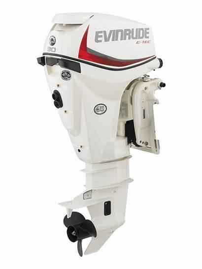 Evinrude Motor Hp Outboard Remote Steering Tec