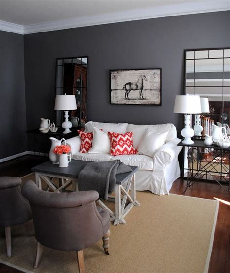 sherwin williams gauntlet gray is a charcoal paint