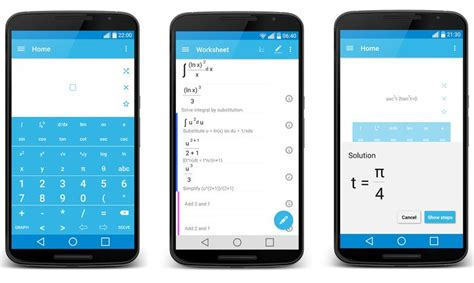 malmath app android  resuelve problemas matematicos