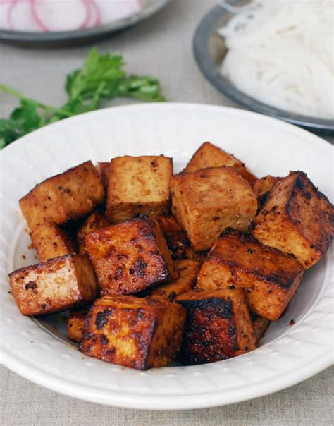 the best tofu recipe the live in kitchen