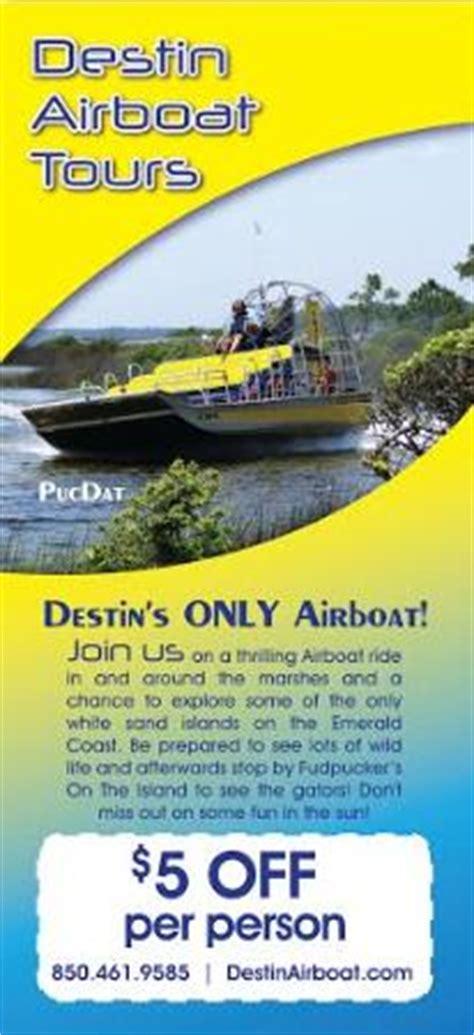 Destin Boat Tours by Destin Airboat Tours Fort Walton 2018 All You