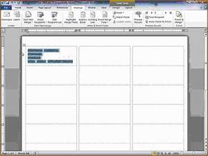4 avery 5160 template word 2013 divorce document for Avery 5160 template for word 2013