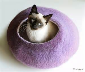 cat cocoon adorable cat nap cocoon with colorful design and style