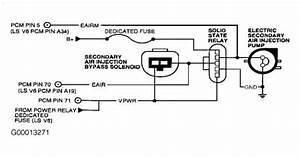 2000 Ford Taurus Air Pump  Engine Mechanical Problem 2000