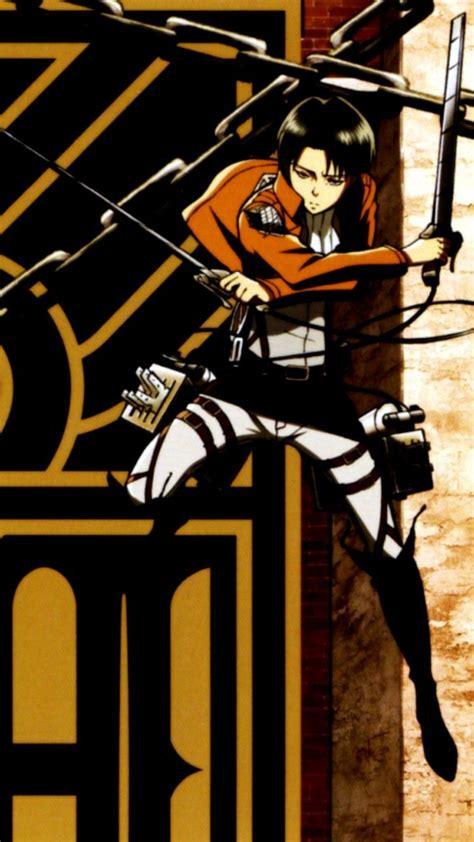 Attack On Titan Pc Wallpaper アニメ壁紙ヲタク スマホdx 進撃の巨人 リヴァイ兵長 壁紙 1 720 1280