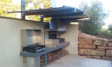 cuisine d ete barbecue cuisine d été extérieure en beautiful barbecue fixe