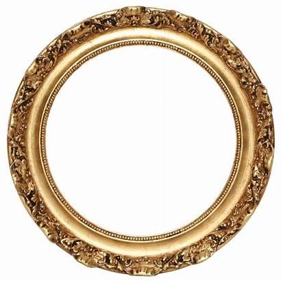 Gold Frame Clip Clipartpanda Circle Clipart Leaf