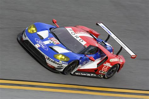 What Racing The Ford Gt Does For Ford