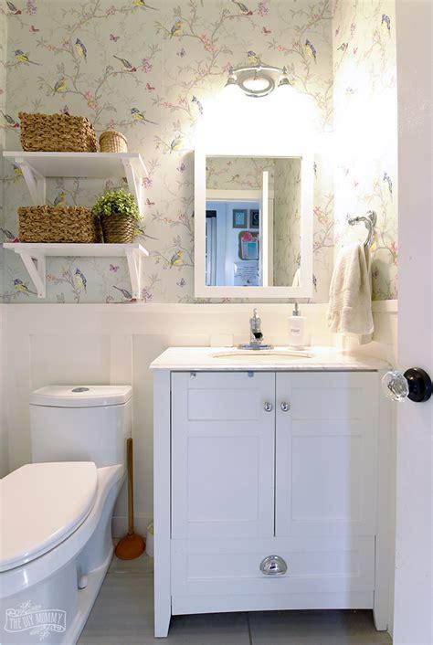 small bathroom organization ideas  diy mommy