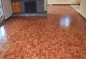 Sanding & Refinishing of Wooden Floors - Sand and Seal