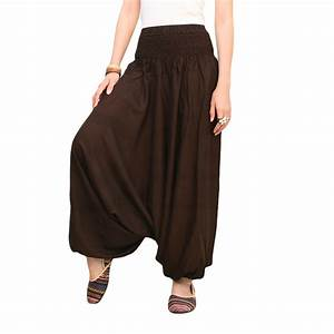 Baggy Harem Pants Women With Tight Ankles eSiamCenter