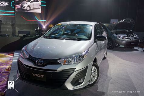 toyota vios  philippines specs car review