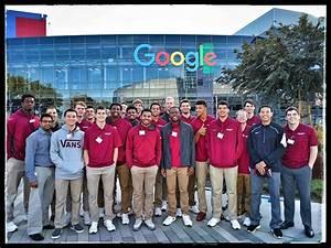 Google Hosts The Santa Clara University Men's Basketball ...