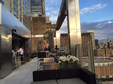rooftop bar picture of fairfield inn suites new york