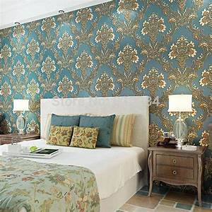 Home Decor Wallpaper 3D Wallpapers Home Decor Bedroom Wallpapers Flower Damask Floral