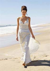 simple beach wedding dresses memory dress With how to dress for a beach wedding